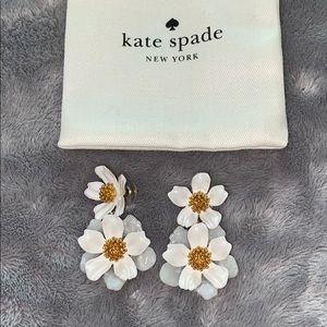NIB Kate Spade ♠️ earrings